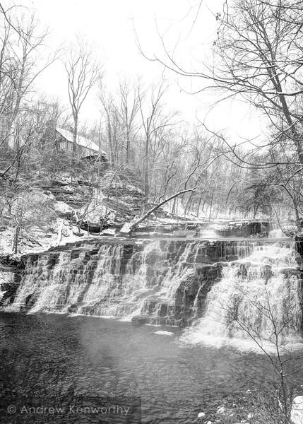 Rutledge Falls TN 1 BW