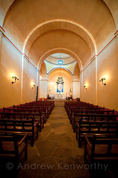 Mission Concepción San Antonio 1