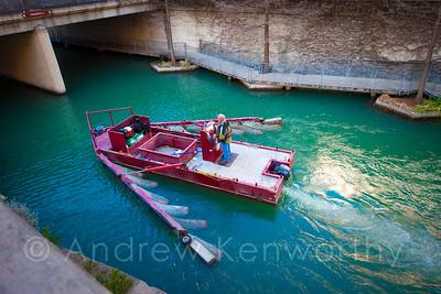 San Antonio River Walk 9