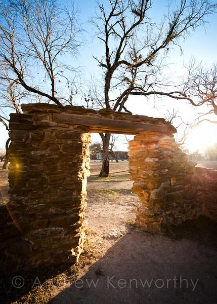 Mission Espada Church San Antonio TX 3