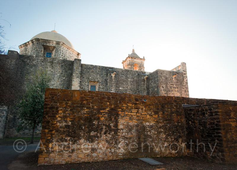 Mission San Jose San Antonio 1