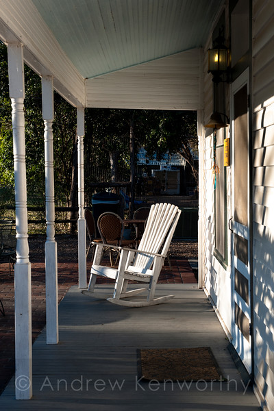 Rocking Chair Gruene Texas