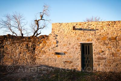 Mission Espada Church San Antonio TX 4