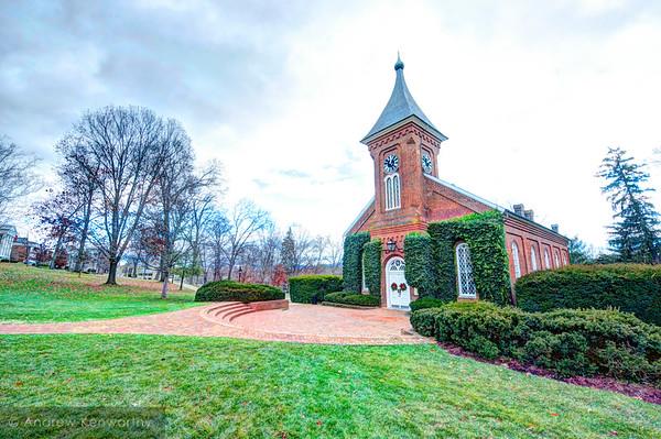 Washington & Lee University _ Lee Chapel 102