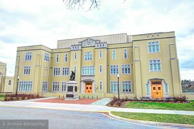 ( VMI ) Virginia Military Institute 115