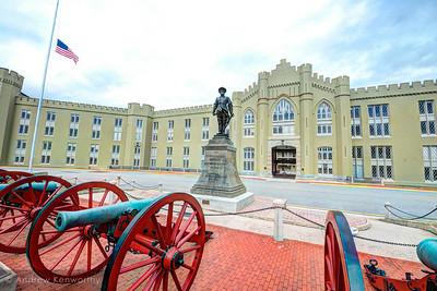 ( VMI ) Virginia Military Institute 103
