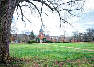 Washington & Lee University _ Lee Chapel 105