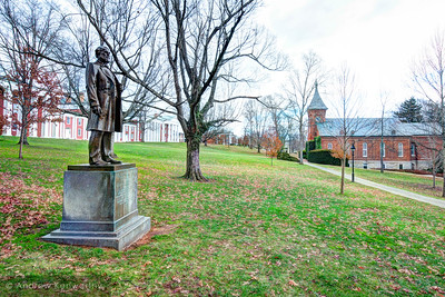 Washington & Lee University _ Lee Chapel 104