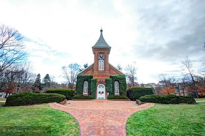 Washington & Lee University _ Lee Chapel 101