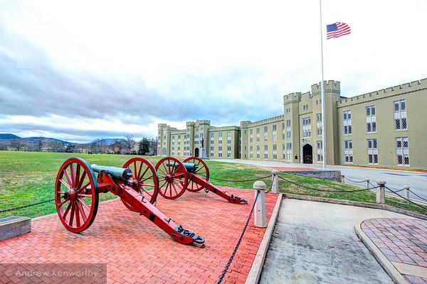 ( VMI ) Virginia Military Institute 101