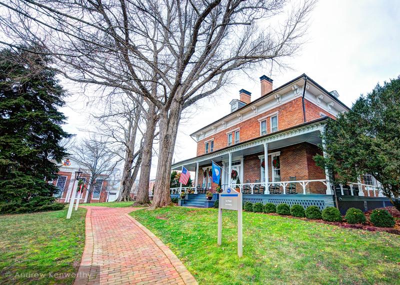 Washington & Lee University 109