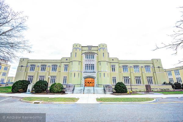 ( VMI ) Virginia Military Institute 114