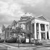 Manly Memorial Baptist Church Lexington VA 1 BW