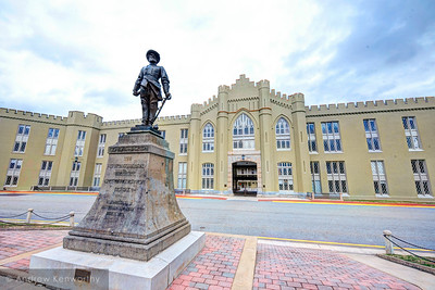 ( VMI ) Virginia Military Institute 106