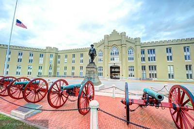 ( VMI ) Virginia Military Institute 102