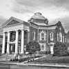 Manly Memorial Baptist Church Lexington VA 3 BW