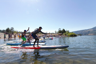 2016 Naish Gorge Paddle Challenge