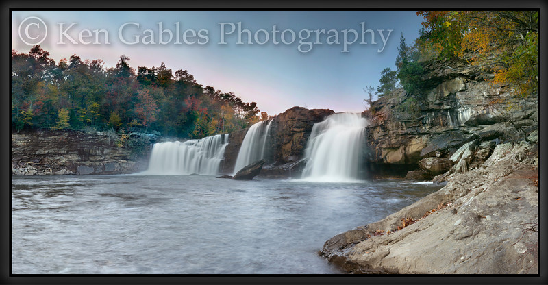 Little River Falls, Dekalb County, Alabama