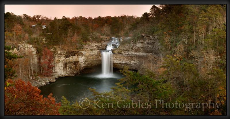 Desoto Falls, Desoto State Park, Dekalb County Alabama