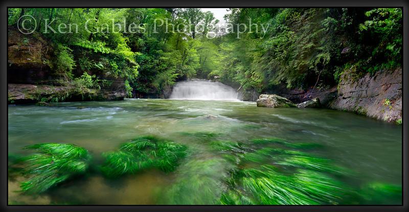Kinlock Falls, Sipsey Wilderness, Winston County Alabama