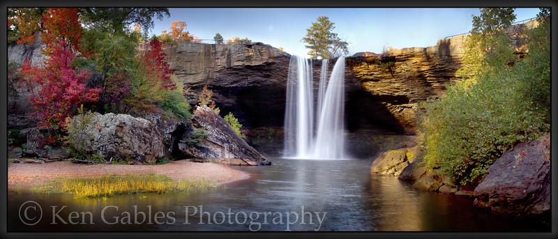 Noccalula Falls, Gadsden Alabama