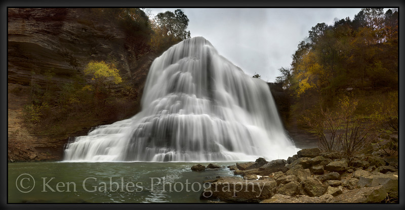 Burgess Falls, Burgess Falls State Park, White County, Tennessee