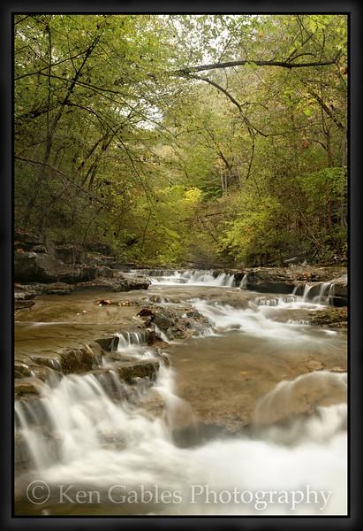 Walls of Jericho, Turkey Creek, Jackson County, Alabama
