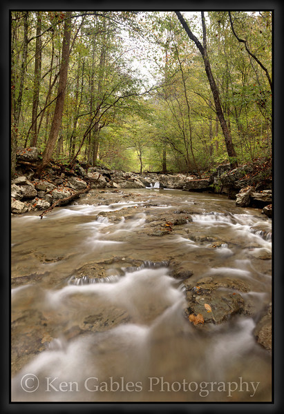 Walls of Jericho, Turkey Creek, Jackson County, Alabama