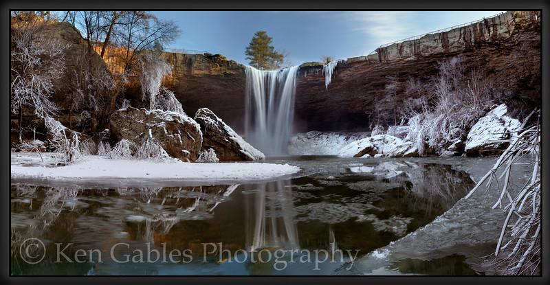 Noccalula Falls, Etowah County Alabama