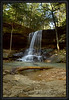Turkey Foot Falls, Sipsey Wilderness, Winston County Alabama
