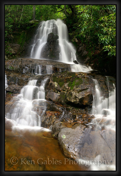 Laurel Falls, Great Smoky National Park, Tennessee