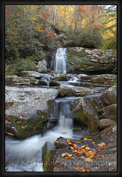 Meigs Falls, Great Smoky Mountain National Park, Tennessee