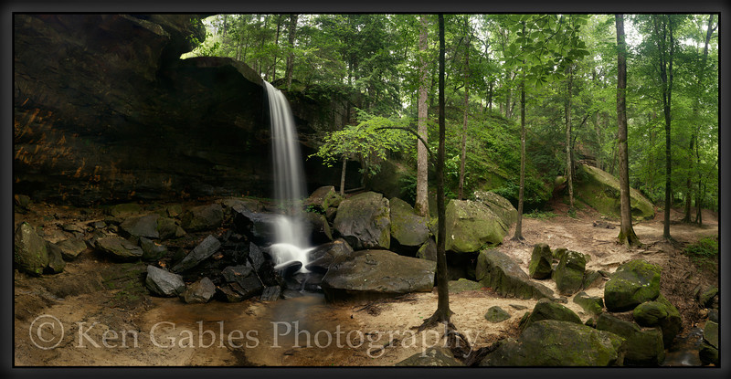 Falls Creek Falls, Sipsey Wilderness, Winston County Alabama