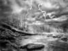Goshen Pass Storm - Rockbridge County Virginia