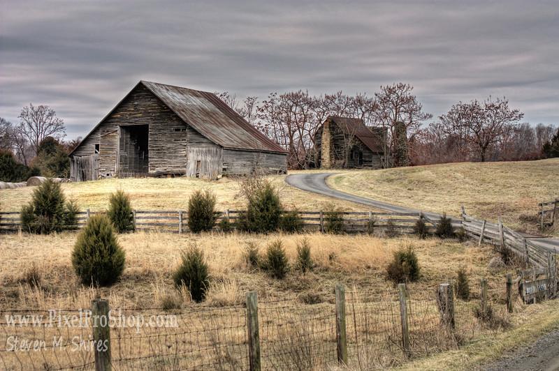 Virginia Barn & Cabin