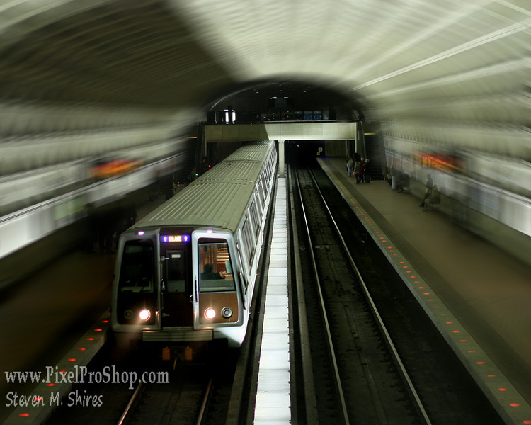 Metro, Washington DC, DC, Subway,