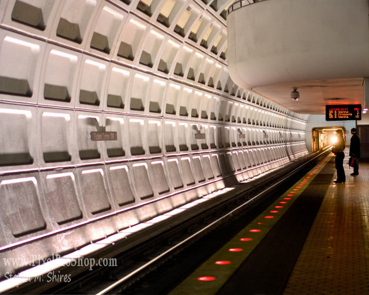 Metro Subway, Washington DC