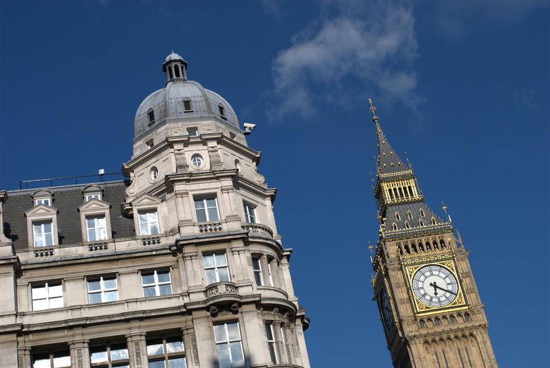 Big Ben.  London, 5/31/09