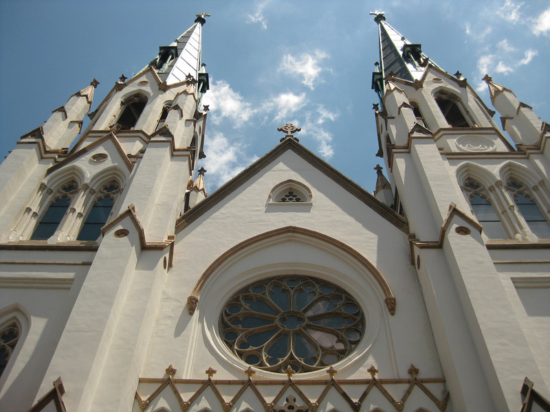 Cathedral of St. John the Baptist, Savannah, 06/11/2011