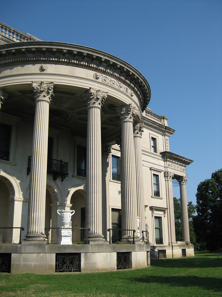 Vanderbilt Mansion, Hyde Park, 07/17/2011