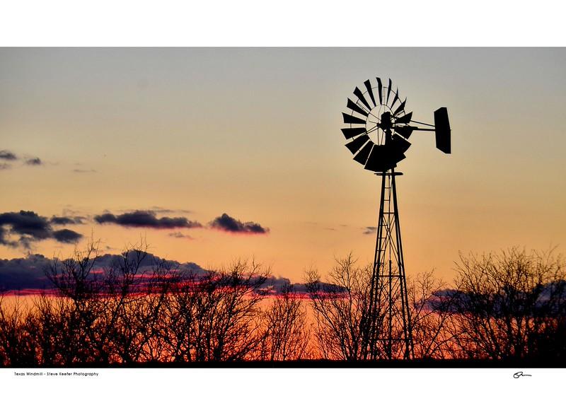 Texas Wind Mill - Sig