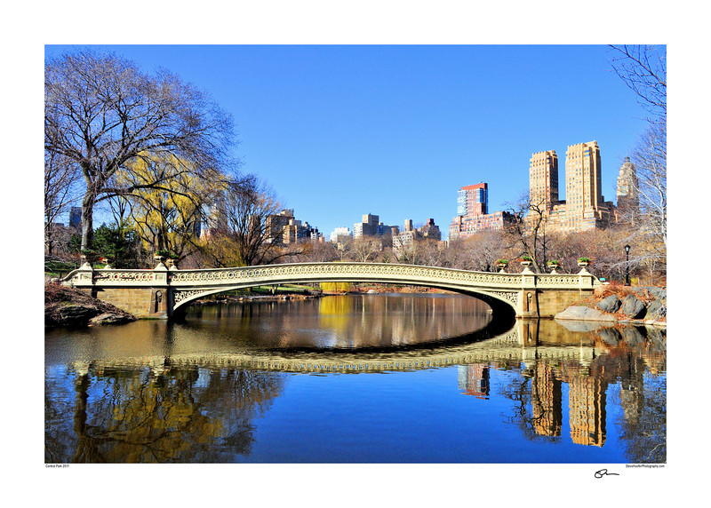 Early Sunday morning in Central Park, NYC!