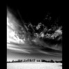 Angry Winter Sky - Signature