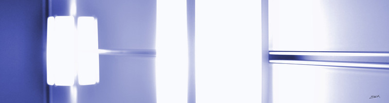 Lines and Space; Elevator lights