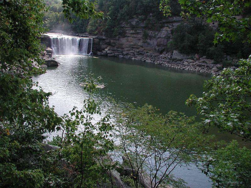 "<a href=""http://parks.ky.gov/resortparks/cf/index.htm"" target=""_blank"">Cumberland Falls</a>, Kentucky 09/20/2005"