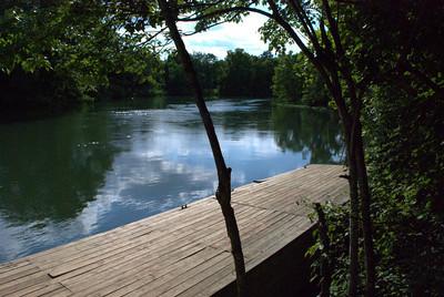 Augusta Canal Trail, 7/5/2010
