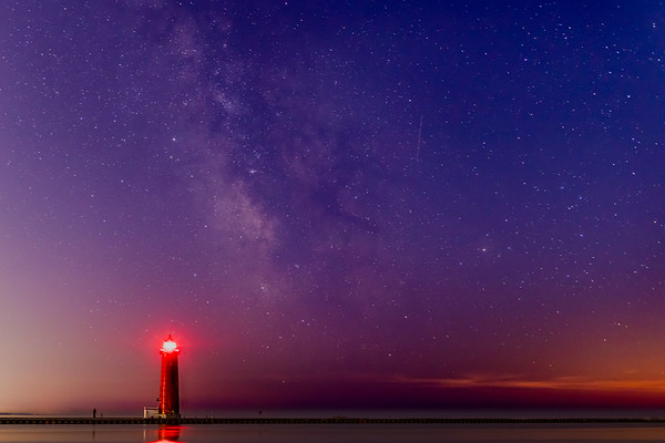 Our Place In the Cosmos - Grand Haven Pier