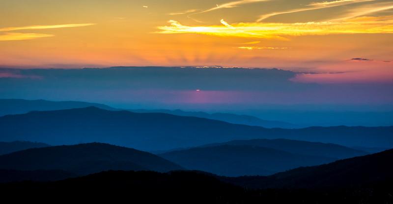 Summer Solstice Sunset #1