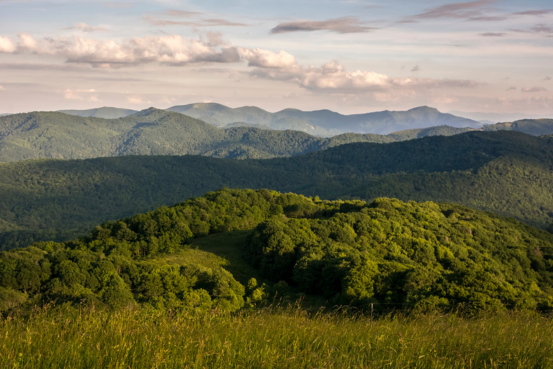 Evening at Max Patch #2