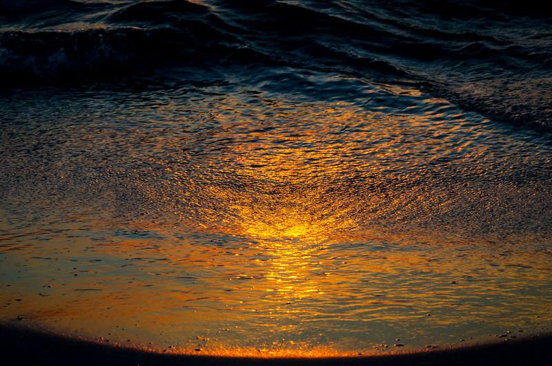 Golden Reflections II